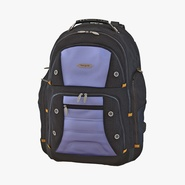 Backpack 2 Blue
