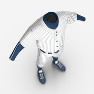 Baseball Player Outfit Generic 8. Preview 13