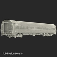 Railroad Amtrak Passenger Car 2. Preview 42