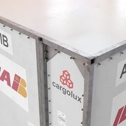 Airport Container Iberia Cargo. Preview 11