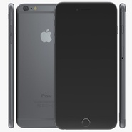 iPhone 6 Plus Space Gray