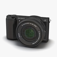Sony Alpha 5100 Black