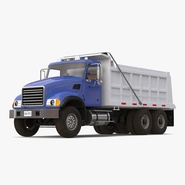 Dump Truck Generic Simple Interior