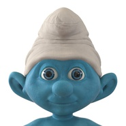 Smurf Rigged for Maya. Preview 30