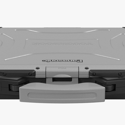 Panasonic Toughbook. Render 12
