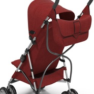 Baby Stroller Red. Preview 21