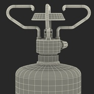 Gas Cylinder with Camping Stove. Preview 21