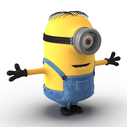 Minions Collection. Render 27