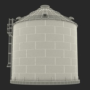 Grain Bin. Preview 4