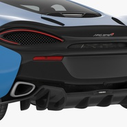 Supercar McLaren 570GT 2017. Preview 7