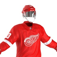 Hockey Equipment Detroit Red Wings. Preview 26