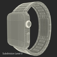 Apple Watch 38mm Link Bracelet Dark Space 2. Preview 30