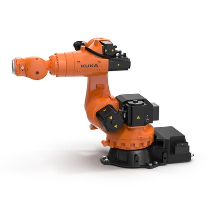 Kuka Robots Collection 5. Render 6