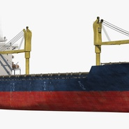 Sea Cargo Ship Generic. Preview 9