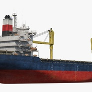 Sea Cargo Ship Generic. Preview 7