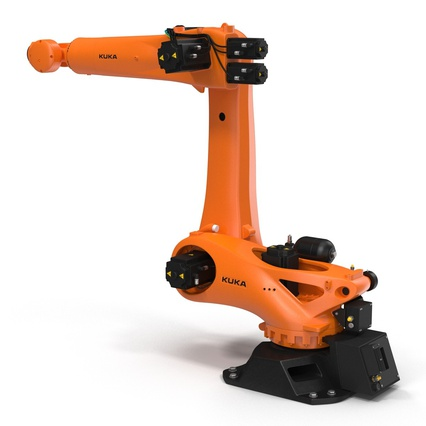 Kuka Robots Collection 5. Render 39