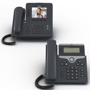 Cisco IP Phones Collection 2. Preview 16