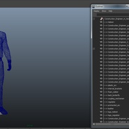 Construction Engineer in Hardhat Standing Pose. Preview 22