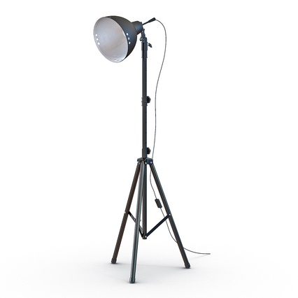 Photo Studio Lamps Collection. Render 29