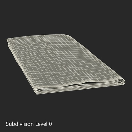 Napkins Collection. Render 29