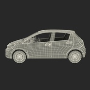 Generic Hatchback. Preview 4