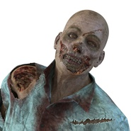 Zombie Rigged for Cinema 4D. Preview 47