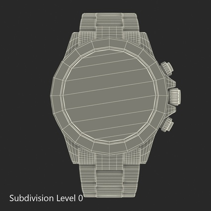 Rolex Watches Collection. Render 37