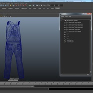 Blue Workwear Overalls. Preview 15