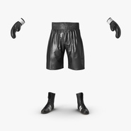 Boxing Gear Black 2