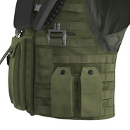 US Military Vest. Preview 20