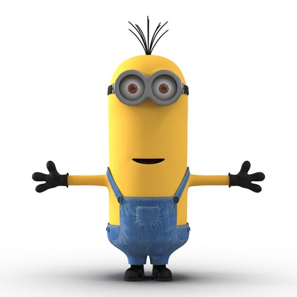 Minions Collection. Render 24