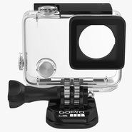 GoPro HERO4 Black Edition Camera Housing. Preview 1