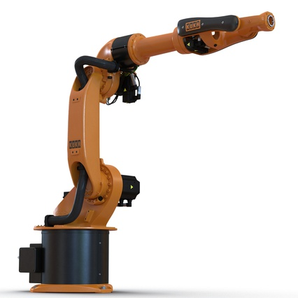 Kuka Robots Collection 5. Render 25