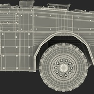 Fennek German Reconnaissance Vehicle Rigged. Preview 38