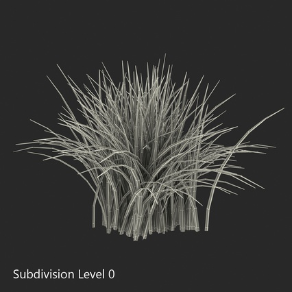 Grass Collection. Render 20