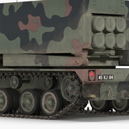 US Multiple Rocket Launcher M270 MLRS Camo. Preview 18