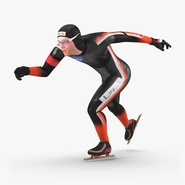 Speed Skater 2 Runs