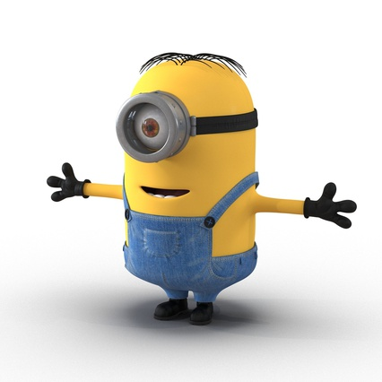 Minions Collection. Render 4