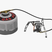 Camping Gas Stove 3. Preview 3