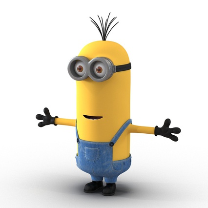 Minions Collection. Render 3