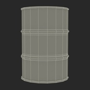 Oil Barrel Shell. Preview 19