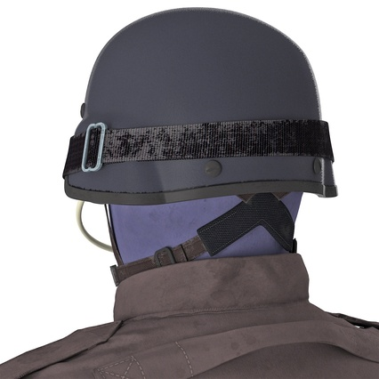 SWAT Uniform. Render 38
