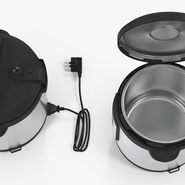 Electric Pressure Cooker Instan Pot. Preview 9