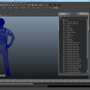 Construction Worker with Hardhat Standing Pose. Preview 23