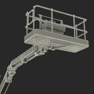 Telescopic Boom Lift Generic 4 Pose 2. Preview 103