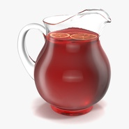 Fruit Punch Pitcher