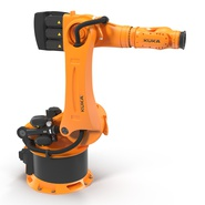 Kuka Robots Collection 5. Preview 29