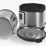 Electric Pressure Cooker Instan Pot. Preview 11