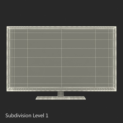 Generic TV Collection. Render 86