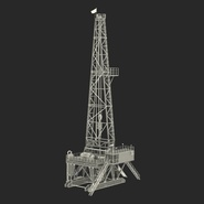 Fracking Gas Platform. Preview 44